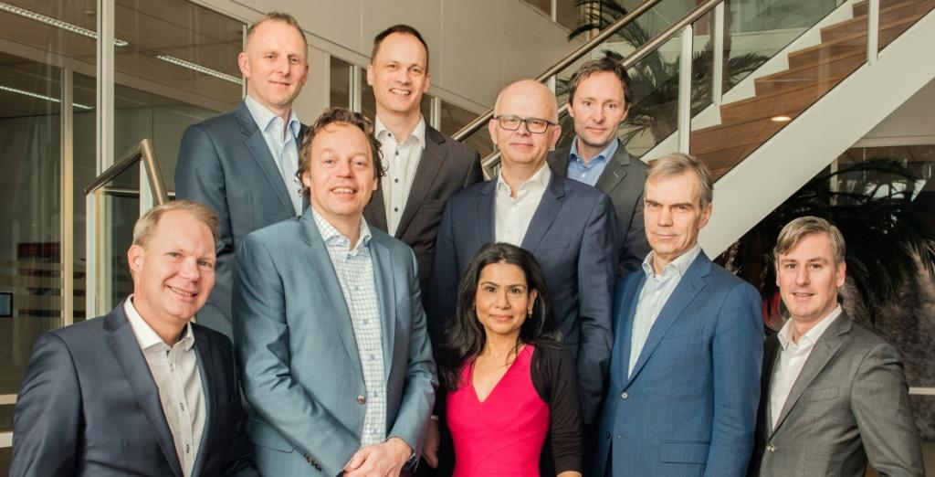 Management team Atradius Dutch State Business